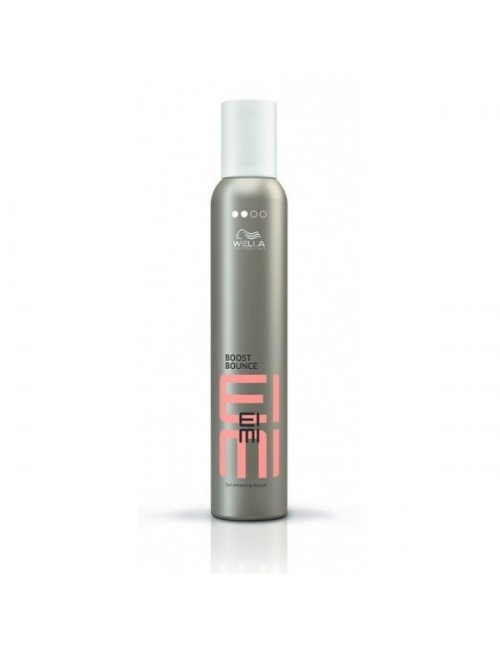 WELLA STYLING BOOST BOUNCE espuma para definir rizos 300ml.