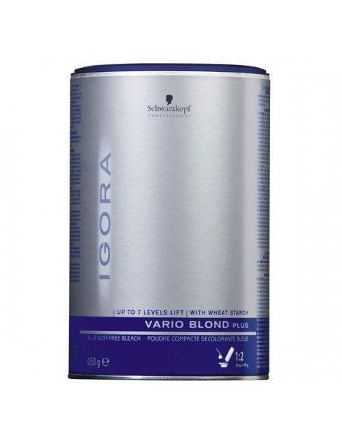 IGORA VARIO BLOND PLUS Schwarzkopf  - 450 ml.