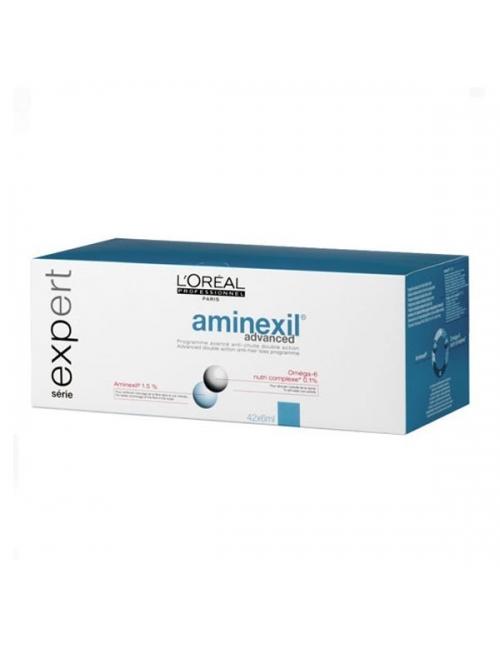 S. EXPERT - L'OREAL AMINEXIL ADVANCED - 10 Frascos