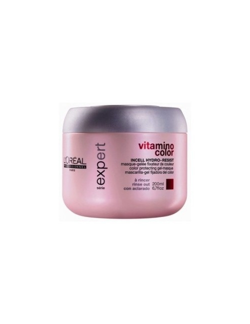 S. EXPERT - L'OREAL MASCARILLA VITAMINO COLOR - 200 ml.