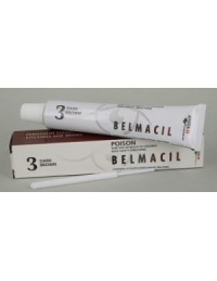 Belmacil - Tinte pestañas y cejas