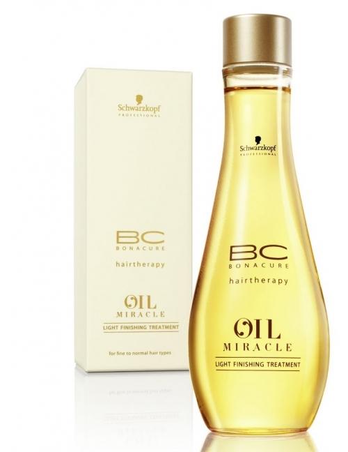 BONACURE OIL MIRACLE TRATAMIENTO LIGERO DE ACABADO  - 100 ml.
