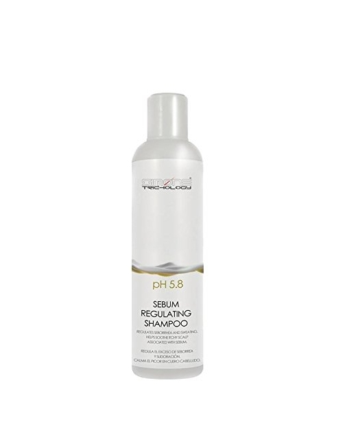 Champú Simone Trichology Regulador Seborrea - 250 ml