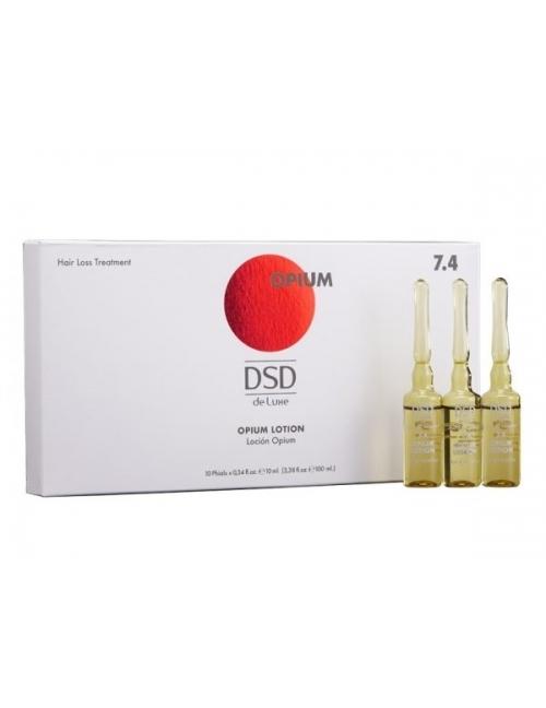 DSD de Luxe 7.4 loción Opium anticaída