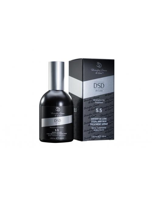DSD 5.5 Dixidox de Luxe spray tratamiento seda y acero 100 ml