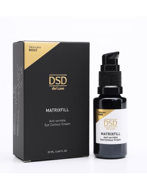 M003 Matrixfill anti-wrinkle eye contour cream DSD de Luxe